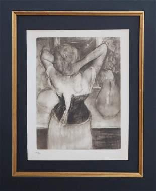 Henri Toulouse-Lautrec (After) - Untitled