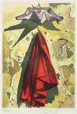 Salvador Dali - Le Tricorne 20