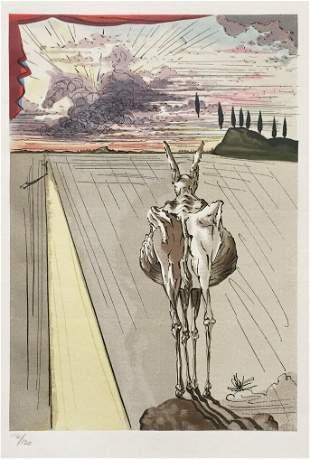 Salvador Dali - Le Tricorne 3
