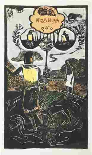 Paul Gauguin - Fragrent Scent (Noa Noa)