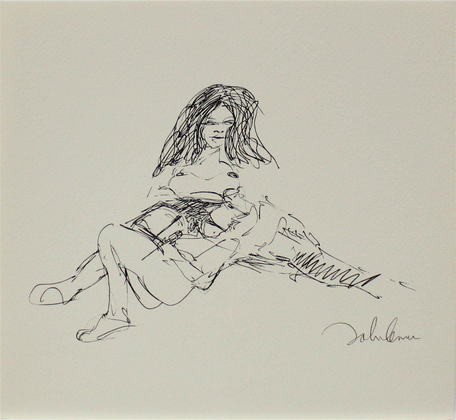 John Lennon - Bag One X