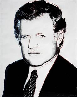 Andy Warhol - Teddy Kennedy