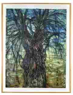 Jim Dine - Tree (A Female Robe for Karen McCready)