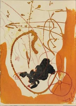 Salvador Dali - Days of Elijah