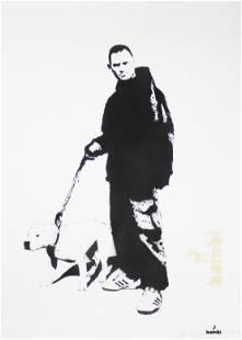 BAMBI Street Artist - Hero to Zero