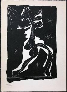 Pablo Picasso - The Dancer