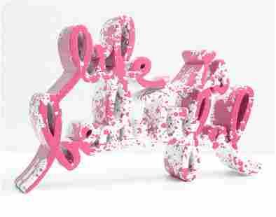 Mr. Brainwash - Life is Beautiful (Pink Splash)