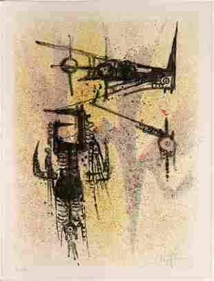Wifredo Lam - Untitled
