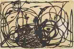 """Roy Lichtenstein - Untitled (Illustration for """"Polemic"""""""