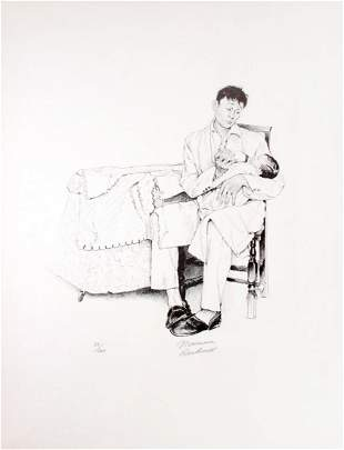 Norman Rockwell - Two O