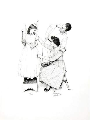 Norman Rockwell - Debut