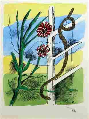 Fernand Leger - L'Illumination