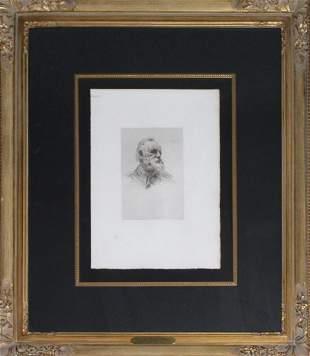 Auguste Rodin - Victor Hugo