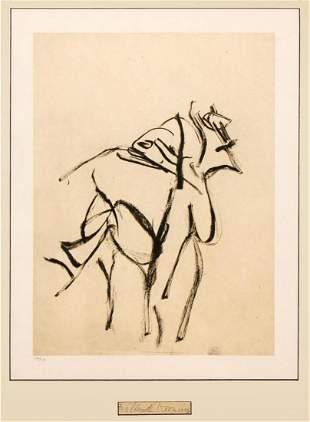 Willem De Kooning - II (For Frank O'Hara)
