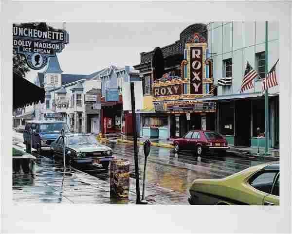 Davis Cone - Roxy/Rainy Day