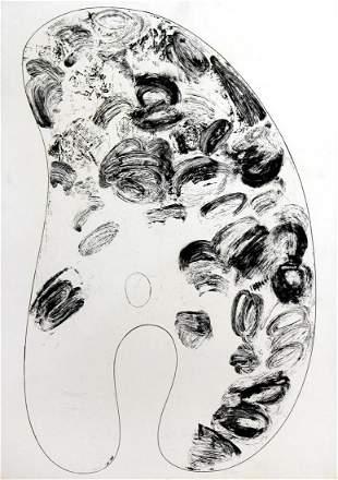 Jim Dine - Palette III