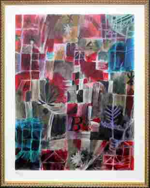 Paul Klee - Komposition