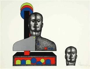 Paul Van Hoeydonck - Oscar the Robot