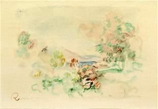Pierre-Auguste Renoir - Les Martigues