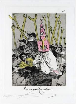 Salvador Dali - Es Un Candro Colosal, #24