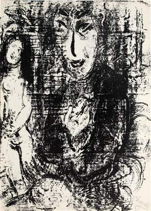 Marc Chagall - Painter and Model