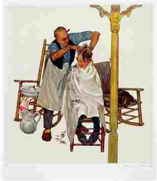Norman Rockwell - Shear Agony