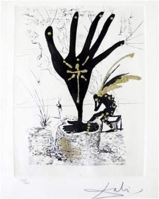 Salvador Dali - Feur d'Art