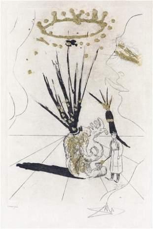 Salvador Dali - Pudentiane