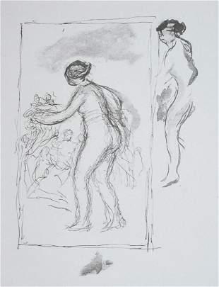 Pierre-Auguste Renoir - Femme au Cep de Vigne