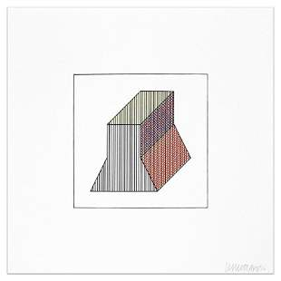 Sol LeWitt - Plate #33
