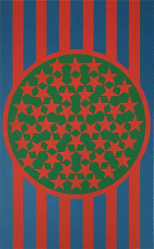 Robert Indiana - Flag