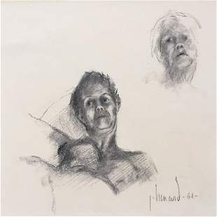 James Havard - Portrait Study