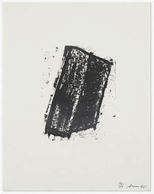 Richard Serra - Sketch 3