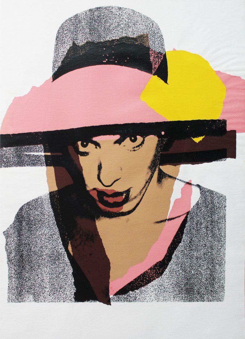 Andy Warhol - Ladies and Gentlemen 130
