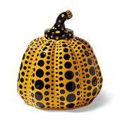 Yayoi Kusama - Pumpkin (Yellow)