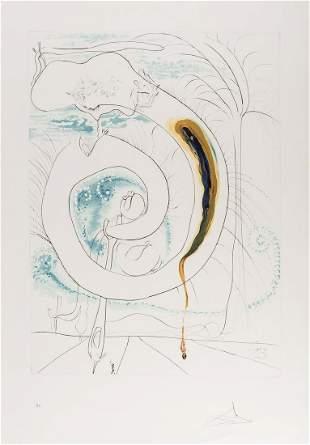 Salvador Dali - Le Cercle