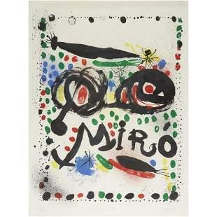 Joan Miro - Joan Miro Graphics