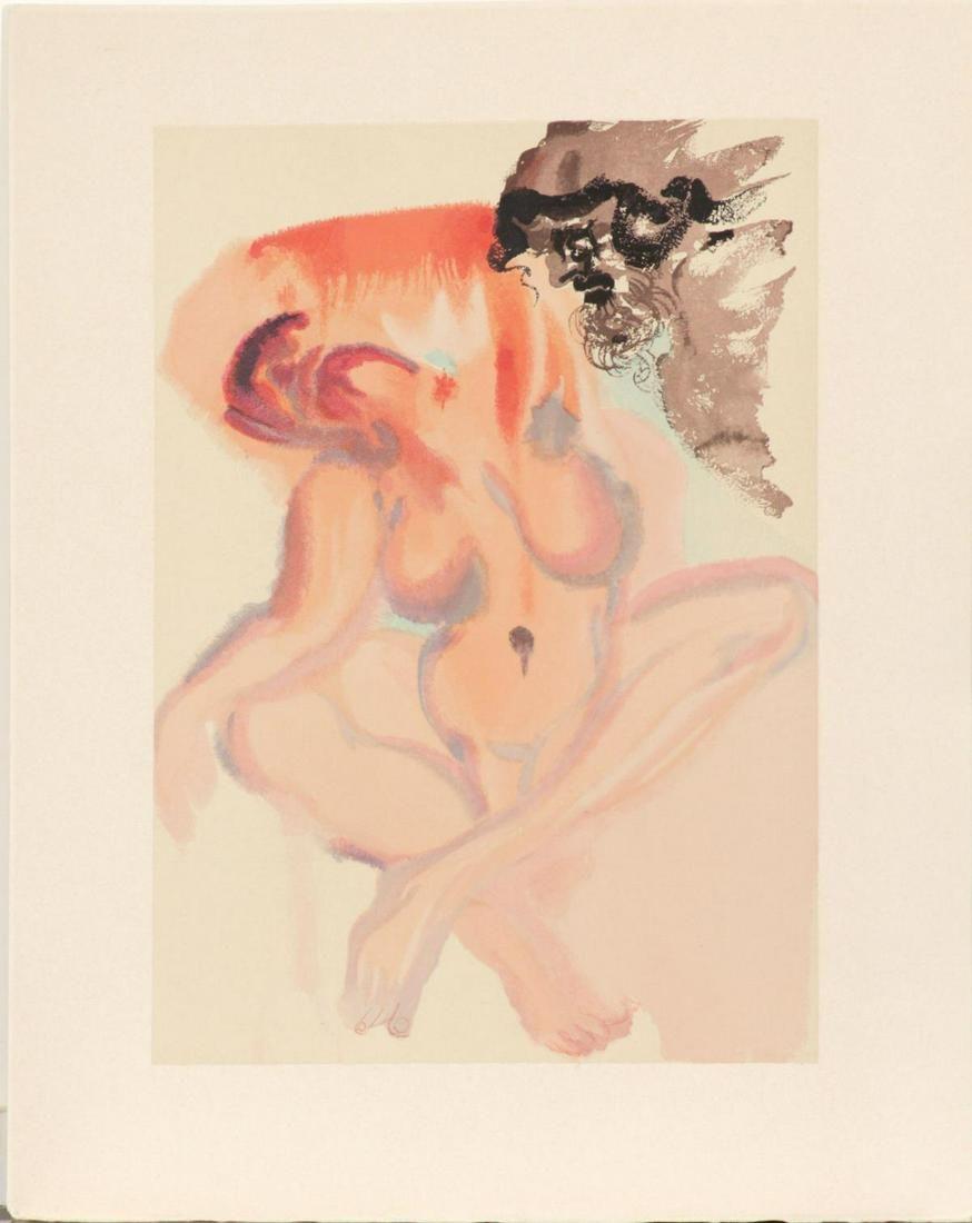 Salvador Dali - The Negligent Ones