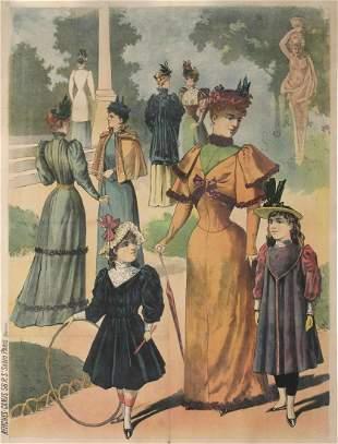 Vintage Poster - Affiches-Camis Paris