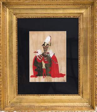 Romain De Tirtoff - La Grande Catherine/Costume Design
