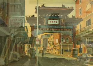 Mary Ledwith - Chinatown
