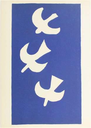 Georges Braque - Vogel