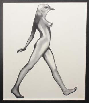 Tom Palmore - Bird Lady