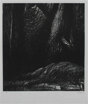 Henry Moore - Cavern