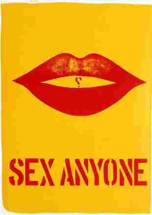 Robert Indiana - Sex Anyone
