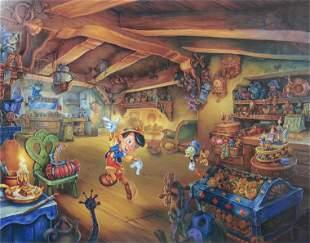 Tom Dubois - Pinocchio's Magical Adventure
