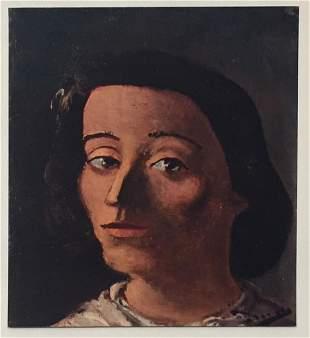 Andre Derain - Tete de Femme