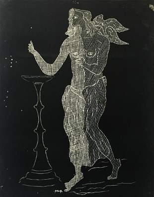 Georges Braque - Platre Grave