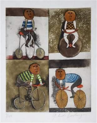 Graciela Rodo Boulanger - BICYCLETTES