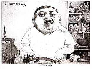 Charles Bragg - The Pharmacist